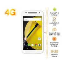 Motorola Moto E2 2da Gen. 4g Lte-8gb-libre-quadcore 1gb Ram