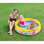 Piscina Inflável 132 Litros Intex Redonda Infantil Bebê
