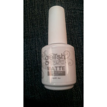 Pinturas Permanentes,top Matte, Base, Y Top Coat Gelish I Do