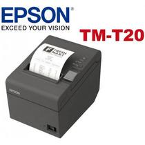 Impressora Termica Epson Não Fiscal Tm T20 Usb - Guilhotina