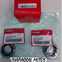 Kit Caixa Direção Bros Xre 300 Xr250 Falcon Original Honda