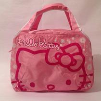 Bolso Pañalera De Hello Kitty