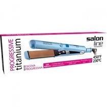 Prancha Progressive Titanium 230ºc Salon Line