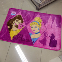 Tapete Infantil Jolitex Espelho Princesas Disney 0,80x1,20m