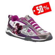 Oferta Tenis Monster High 3814 Sintetico Nuevos Sh+