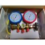 Juego De Manómetros Para Gas R22 Y R12 Comformatic