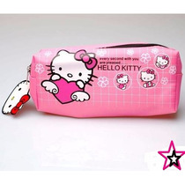Cartuchera De Hello Kitty