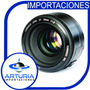Yongnuo 50 Mm Lente F 1.8 Mejor Que Canon 50 Mm<br><strong class='ch-price reputation-tooltip-price'>$ 245.000</strong>