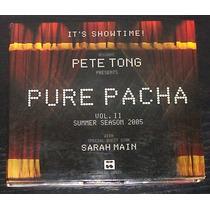 Pure Pacha Vol 2 - Pete Tong Cd (p) 2005 Doble Casi Nuevo!