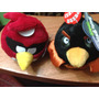 Peluche Angry Birds Original 12 Cm Con Sonido