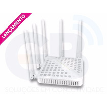 Roteador Wireless Ac1200 Mbps Linkone Hp Dual Band 5 Antenas