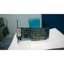Placa De Video Geforce Mx4000 64mb 32bit Agp8x