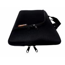 Capa Case P/ Notebook 14 Polegadas Com Bolso Alça De Mão