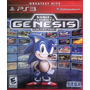 Sonic Sega Genesis Collection! Ps3 Original Sellado