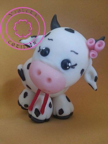 Adorno torta vaca con cascabel porcelana y animales granja for Cuanto cuesta un caballete