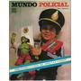 Revista Mundo Policial Muñeco Increible Hulk Nota Historieta