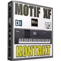 Yamaha Motif Xf - Samples