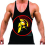Regata Cavada Bodybuilder Gladiador Musculação Fitness 3