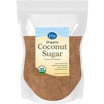 Viva Laboratorios De Coco Orgánico Azúcar: No-gmo De Bajo Ín