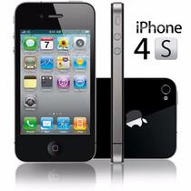 Apple Iphone 4s 16gb A5 Gps Ios8 8mp Wifi Libre