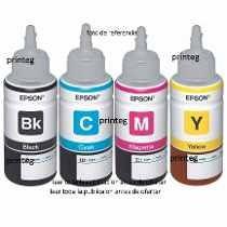 Botella Tinta Para Impresoras Epson L200 L210 L110 L355 L555