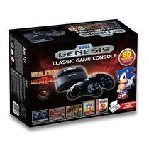 Sega Genesis Classic Game Console 80 Jogos Incluidos Novo
