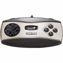 Mini Game Pad Genius Maxfire Pandora Joytick Pc Genius