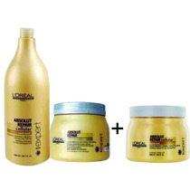 Loreal Absolut Repair Cellular Shamp 1,5 E 2 Masc 500ml