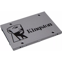 Ssd 120gb Kingston Uv400 550 Mb 10x Fast Menor Preço