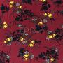 Flores Rojo-Amarillo (Polilycra)
