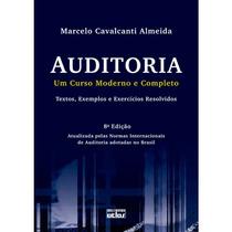 Livro - Auditoria: Um Curso Moderno E Completo - Almeida