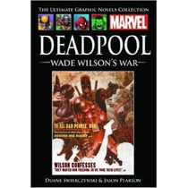 Graphic Novels Marvel - N 67 / Lombada 63 Deadpool