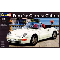 Revell 07063 Porsche Carrera Cabrio 1:24 Milouhobbies