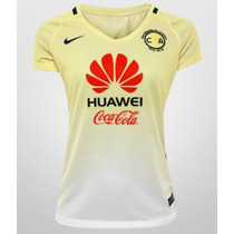 Jersey Centenario América Local Dama 100 % Original 16-17