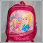 Bolso Hermanas Barbie Princess Colegio Guarderia 26x35x15cm