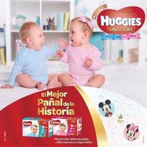 Huggies Natural Care Para Ellas / Ellos Xxg