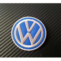 Parche Volkswagen Vw Para Ropa Prenda De Vestir Bordado 1pza