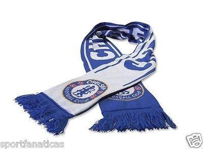 Chelsea Fc Bufanda Reversible Azul Y Blanco -   161.475 en Mercado Libre e597ef073c9