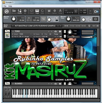 Kit Mastruz Com Leite Sample Kontakt