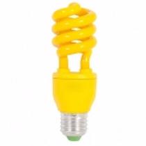 Lampada Fluorescente Amarela 127v 15w
