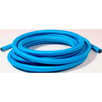 Mangueira Azul Gasolina Glp Gnv Ar Agua 7 Mm Azul (25mt)