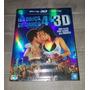 Blu-ray Ela Dança, Eu Danço 4 3d/2d (capa/luva Metalizada)
