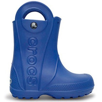 Bota Crocs Niño Handle It Rain Boot Kids