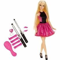 Boneca Barbie Cabelos Cacheados Original - Mattel