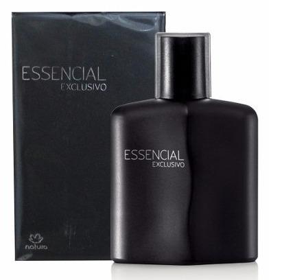 e7a53718f0 Perfume Natura Essencial Exclusivo Deo Parfum 50ml Original - R  57 ...