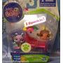Littlest Pet Shop Sparkle 2352 Y 2353 Caracol Y Pecesito