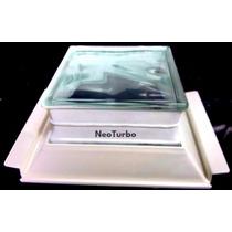 Kit 10 Eco Laje Solar H8 De 30 Cm Claridade Natural