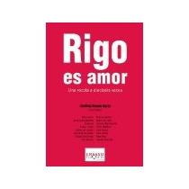 Libro Rigo Es Amor