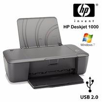 Impresora Hp Deskjet1000 Cartucho 122 Negro Nuevo Sellado