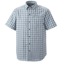 Camisa Endless Trail Mc Masc Am9006-447 - Columbia